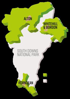 Local Plan Map