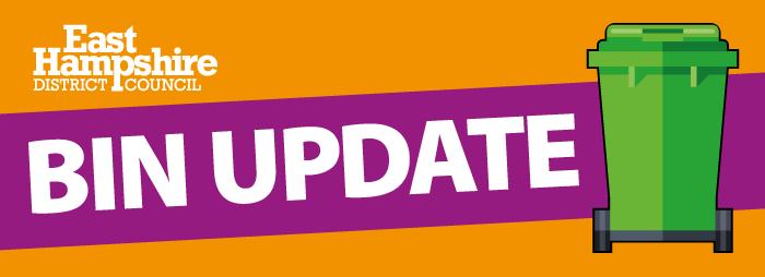 Bin update header