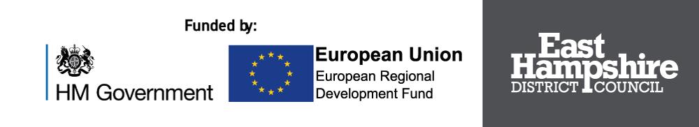 Bulletin footer - HM Government and EU logo