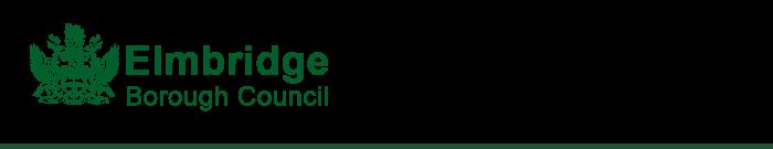 Elmbridge Council Banner in green