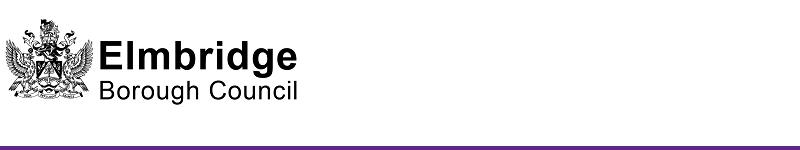 Email banner - Elmbridge Borough Council logo