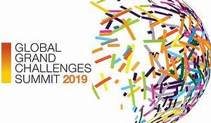 Global Grand Challenges Summit 2019