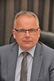 Cllr Richard Burton, Leader of East Riding of Yorkshire Council
