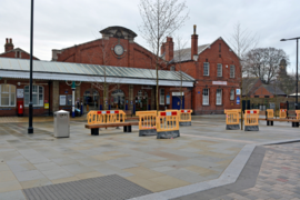 Bridlington Station Plaza