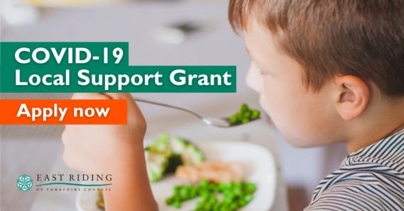 Local COVID-19 Support Grant