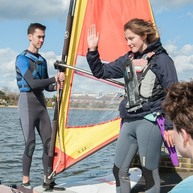 windsurfing instuctor