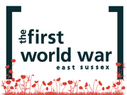 First World War in East Sussex