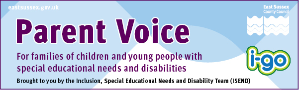 Parent Voice banner