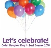 Older People's Day Logo