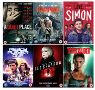 DVD Title Covers