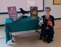 Author Ally Sherrick