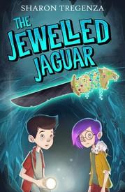 Jewelled Jaguar by Sharon Tregenza