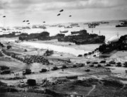 Photograph of Normandy WW2