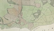 Glynde tithe map extract