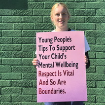 Young people's tips.