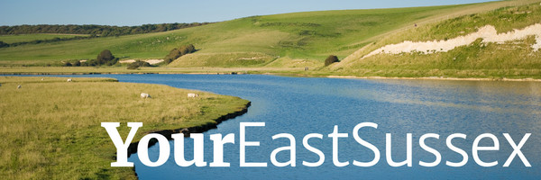Your East Sussex banner image.