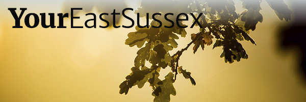 Your East Sussex masthead
