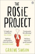 Book jacket of The Rosie Project