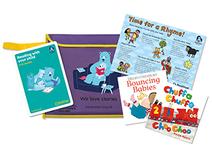 Image of Bookstart pack for pre-school children