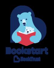 bookstart logo bear