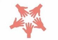 hands together