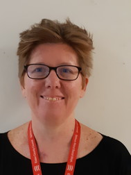 Vanessa Roberts, C&F Hub Team Manager