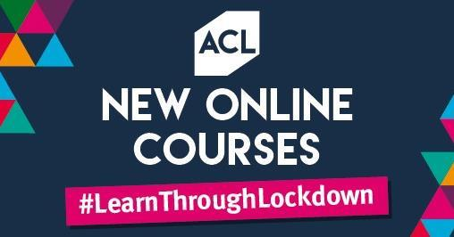New online courses: Learn through lockdown
