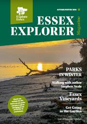 Front cover of Essex Explorer e-magazine