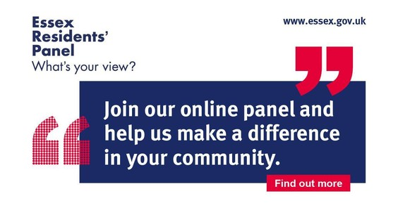 Join our online panel and help us make a difference to your community