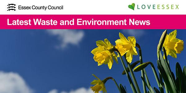 Love Essex spring e-newsletter banner