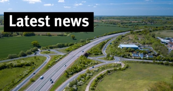 Latest roads and infrastructure news
