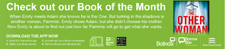 Book of the Month The Other Woman available on Borrowbox