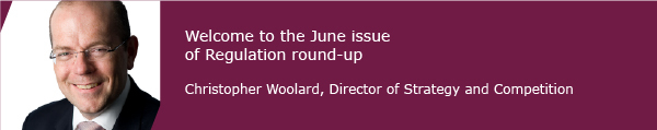Regulation round-up June 2019