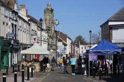 holywell market
