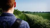 Greenways over the shoulder