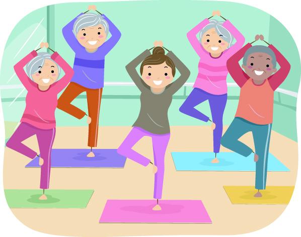 Older Yoga Exercise