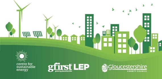 Glos Climate Change footer
