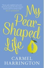 My pear-shaped life book cover