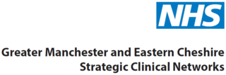 Greater Manchester and Eastern Cheshire Strategic Clinical Networks logo