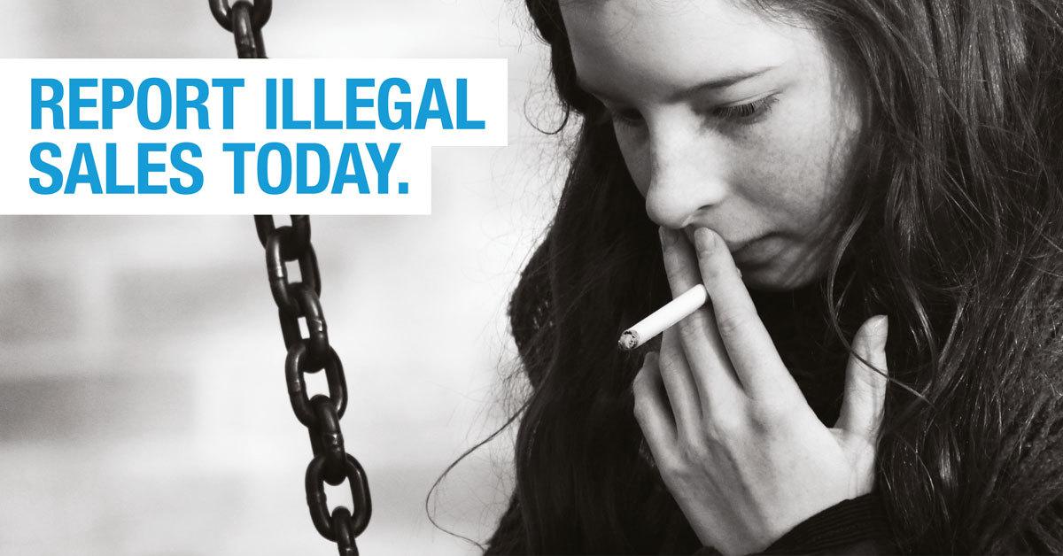 Illegal smokes