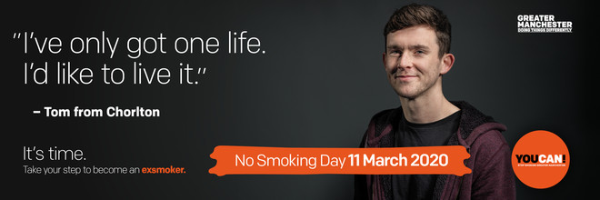 No smoking day - 11 March