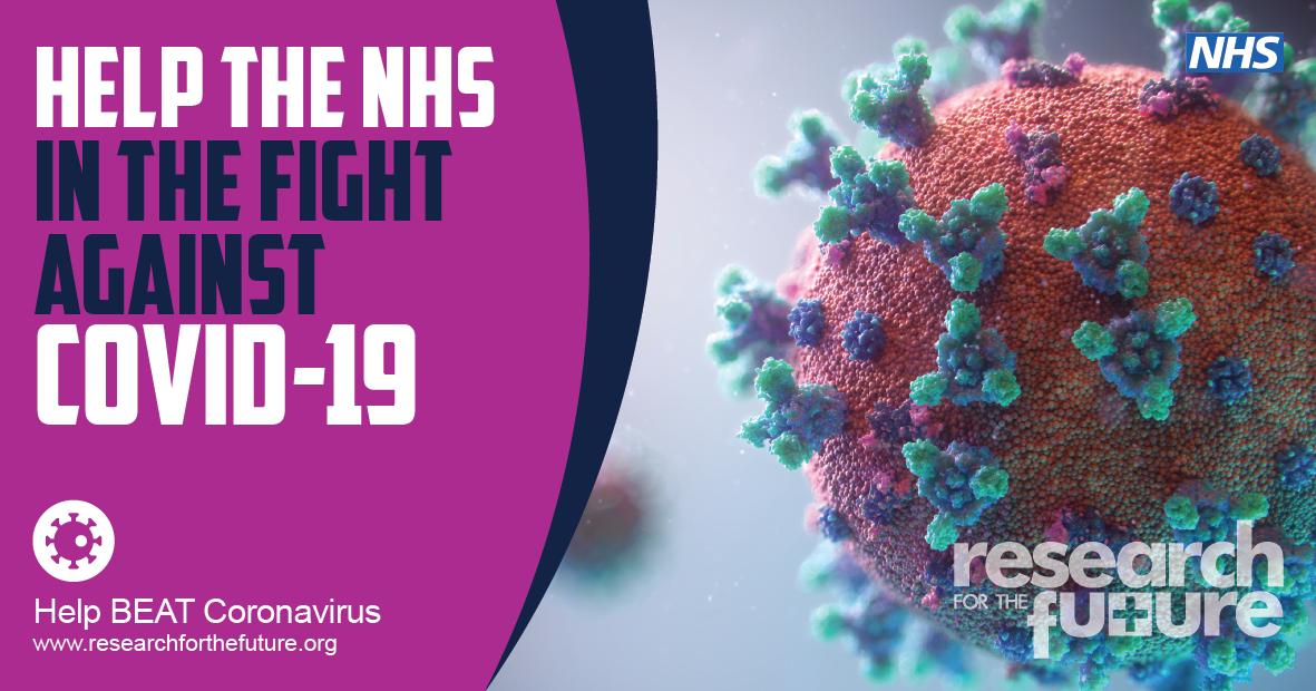 Help beat coronavirus