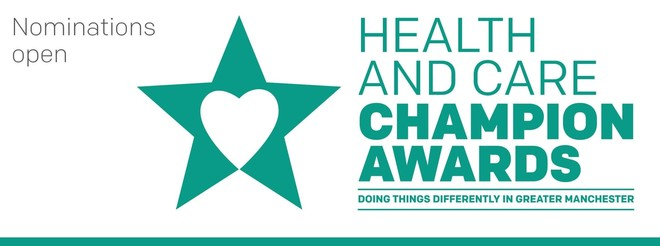Health and care champ awards