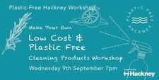 Plastic free Hackney workshop