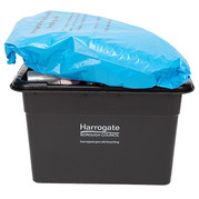 Recycling box and bag