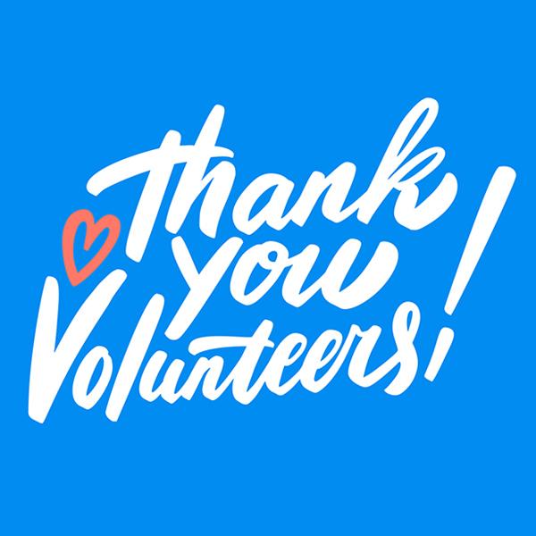 Volunteers week graphic