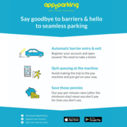 Appy Parking graphic