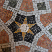 Turkish Baths Harrogate Mosaic floor