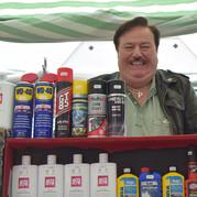Knaresborough market trader