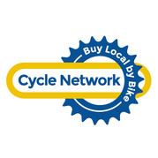 Shop Local, by Bike logo